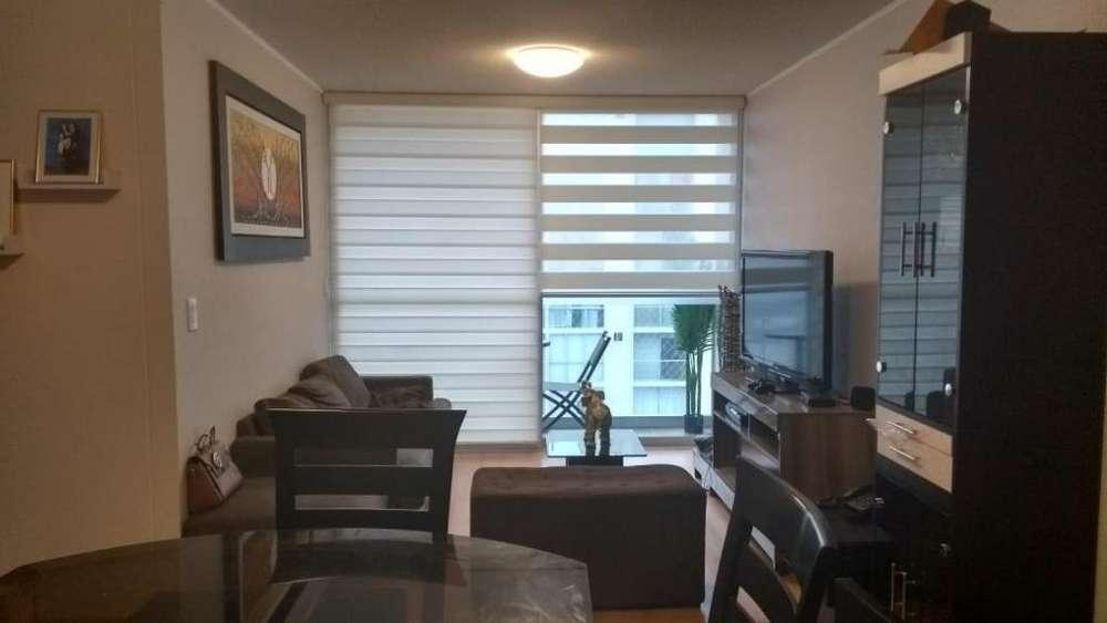 Lindo Dúplex de 5 Dorm, 3 Baños, Sala de star, sala comedor, lavandería, Terraza, 156m2