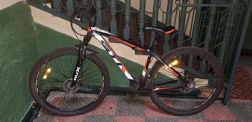 Bicicleta GTI 27.5