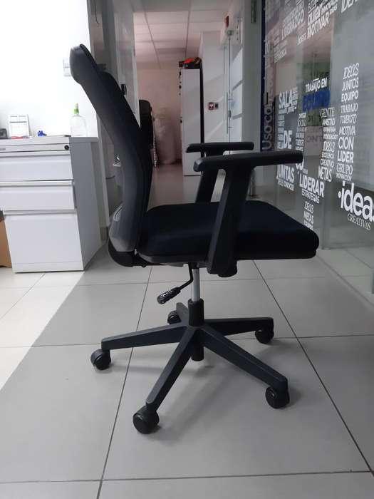 Vendo <strong>silla</strong>s Ergonomicas de Oficina