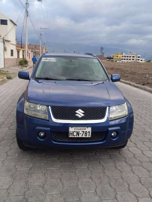 Chevrolet Grand Vitara SZ 2009 - 151 km