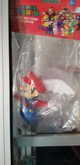 Muñecos de Mario Bros