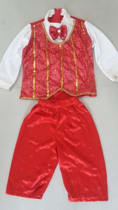 Disfraz Cascanueces Talla 8 - 12 Meses