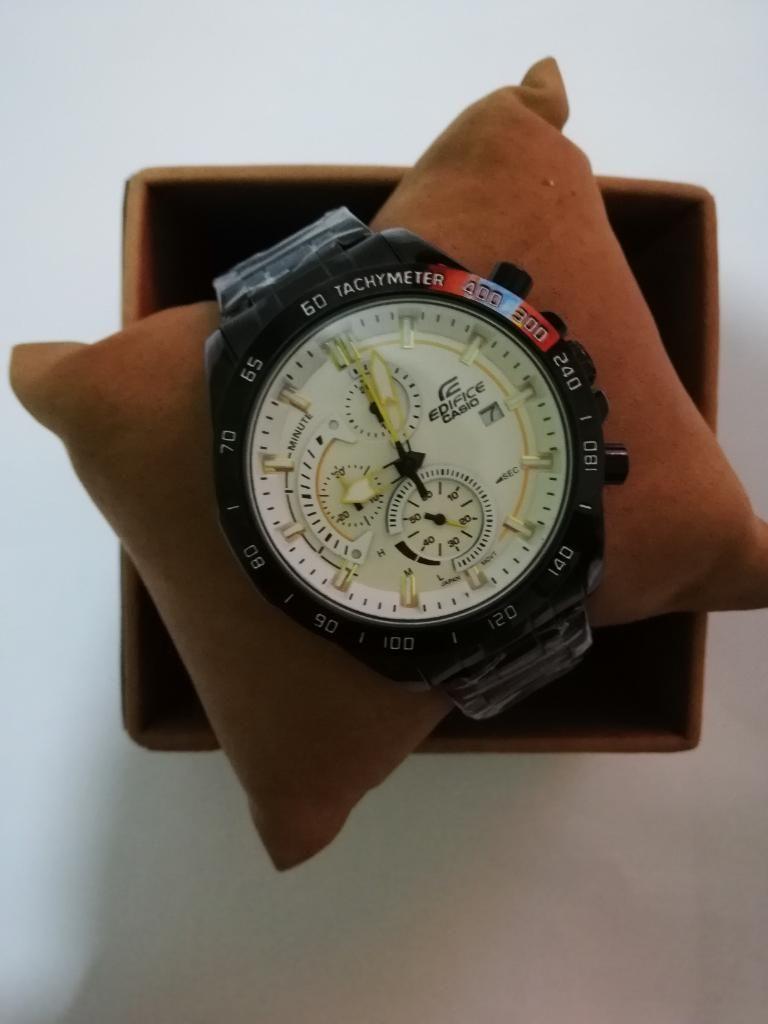 12d3577b11ae Reloj Casio Edifice Totalmente Funcional - Bogotá