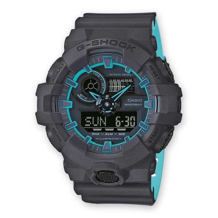 Reloj Casio G-Shock GA700SE-1A2DR Original en Caja!!!Negociable...