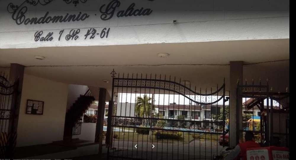Hermosa Casa Esquinera en Condominio Galicia -- Para ocupar en Febrero