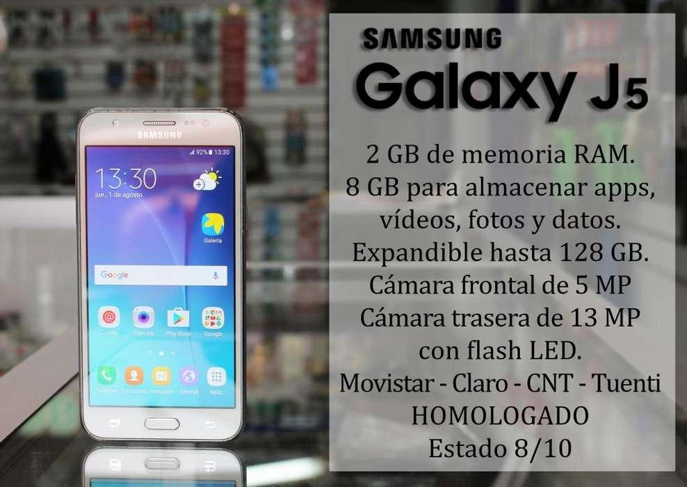 Celular Samsung J5 (Medio uso)