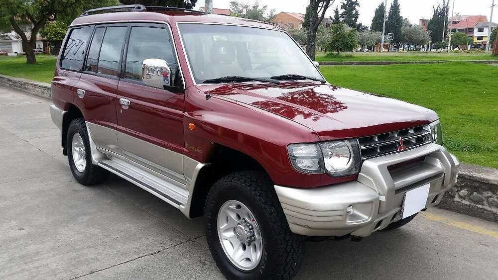 Mitsubishi Montero 1998 - 166000 km
