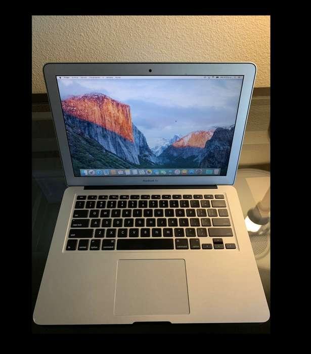 MacBook Air (13 pulgadas), 128GB, 4 GB RAM, Core i5,