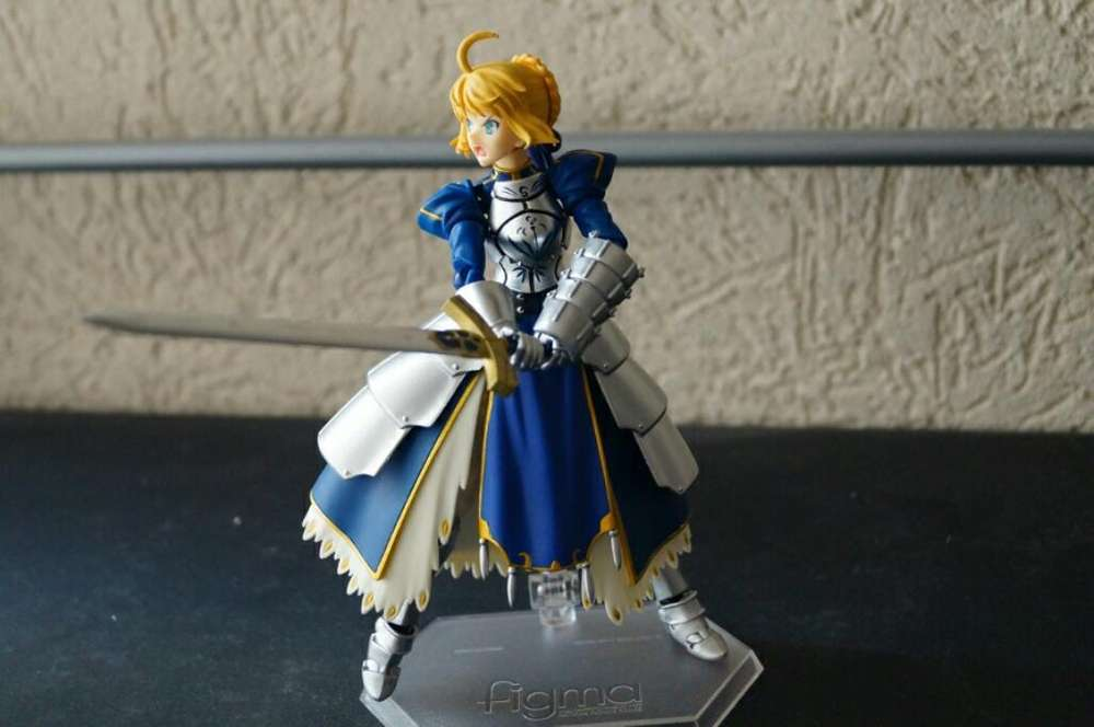 Figura Fate Stay Night Saber