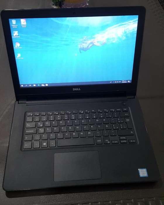 Portatil Dell I5 Septima Generacion 8gb