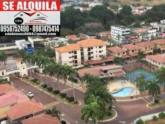 Alquiler, renta Departamento en Ciudad Colon, Guayaquil