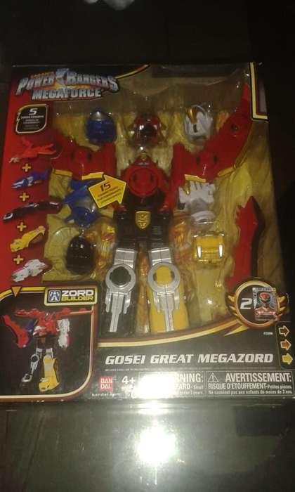 Power Ranger Rangers Megaforce