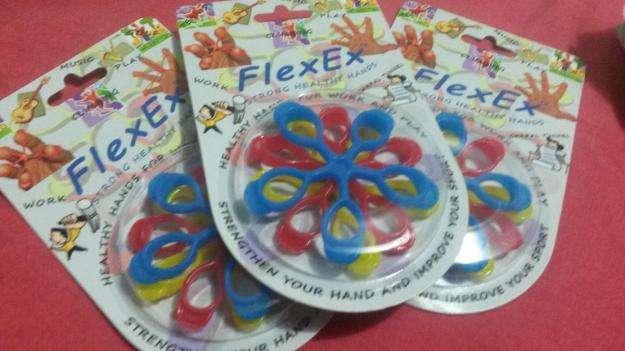 Ejercite sus Manos con FlexEx!