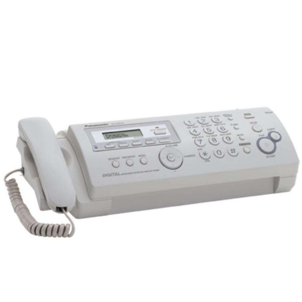 Fax Panasonic Kxfp218ag