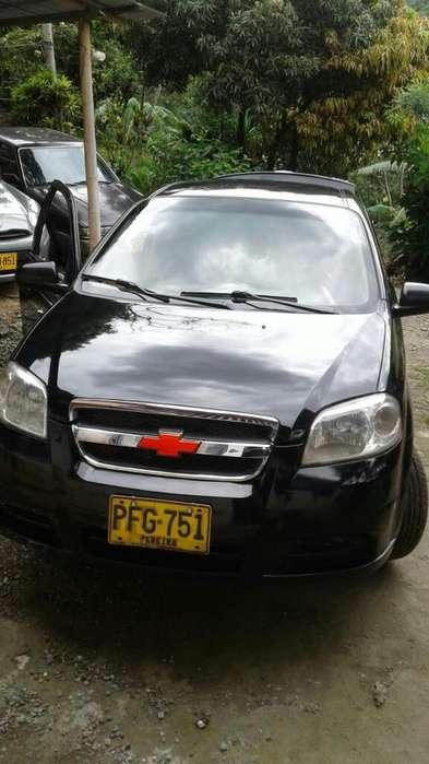 Chevrolet Aveo Emotion 2007 - 216000 km