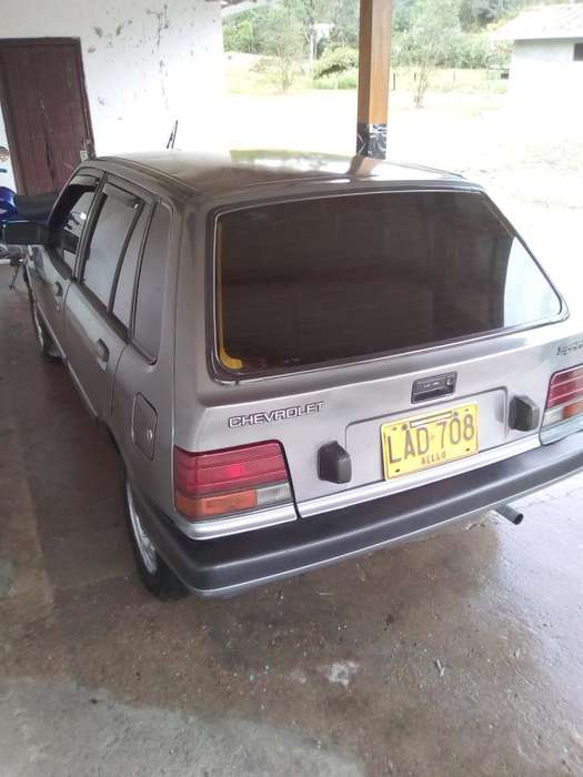 Chevrolet Sprint 1993 - 300 km