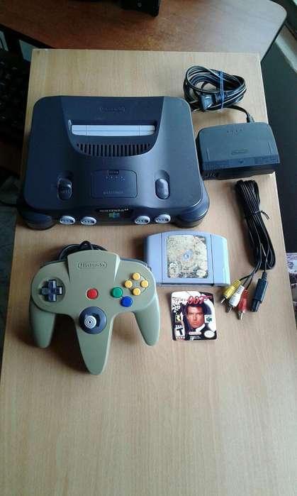 Nintendo con Goldeneye