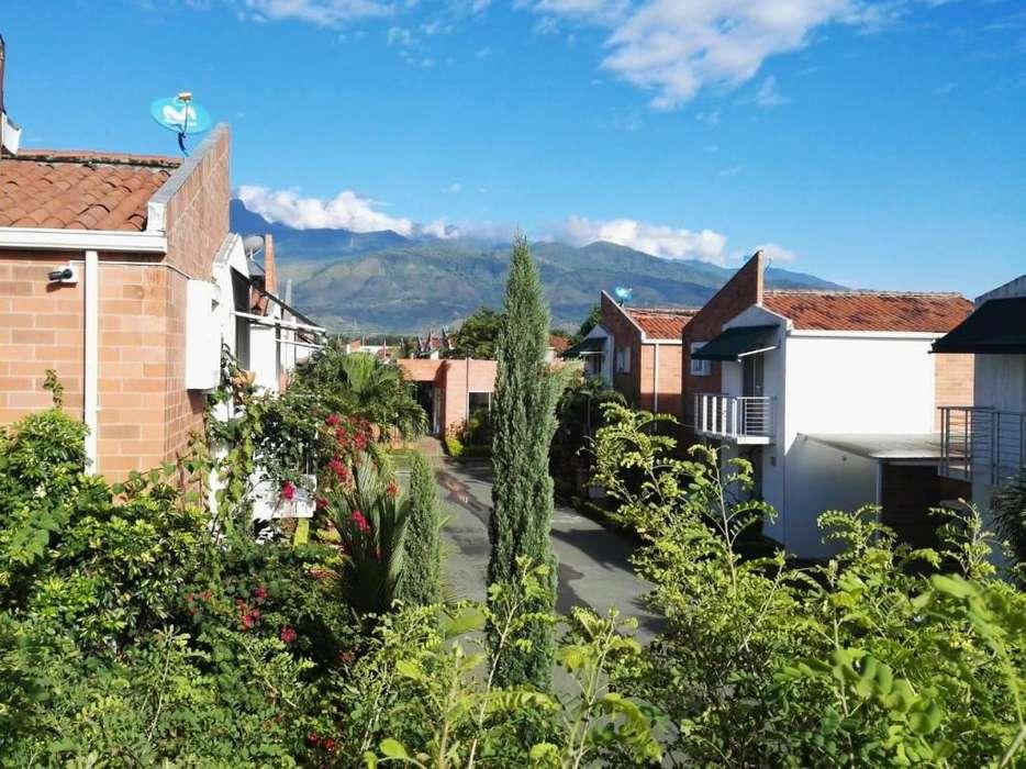 Casa tipo campestre en conjunto, Alfaguara Jamundí - wasi_1076262