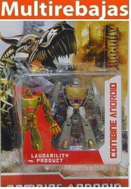 Muñeco Transformers