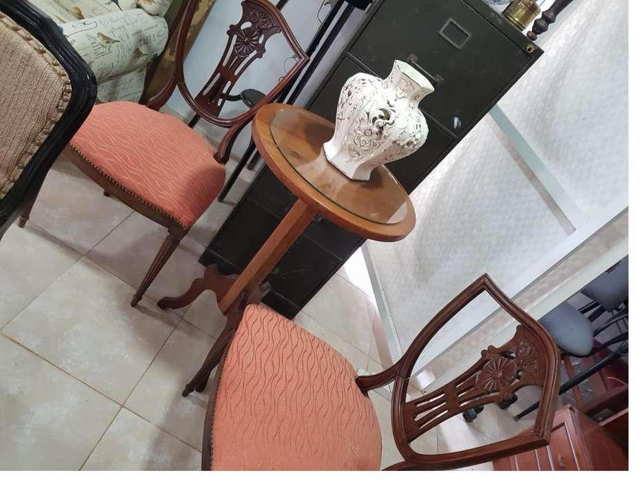 Par de <strong>silla</strong>s Inglesa X 4900