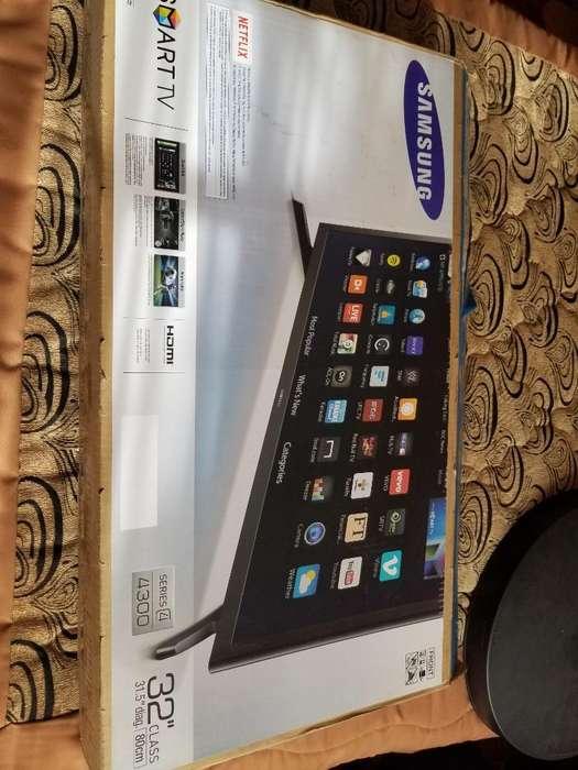 Vendo <strong>televisor</strong> Samsung Smart de 32 Pulg