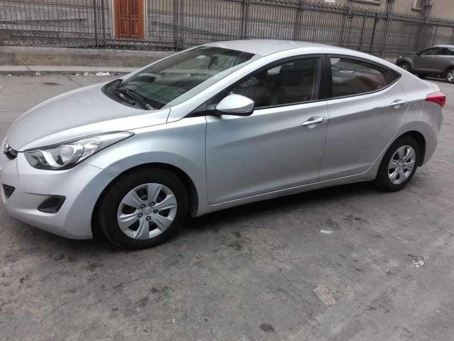 Hyundai Avante 2013 - 50000 km