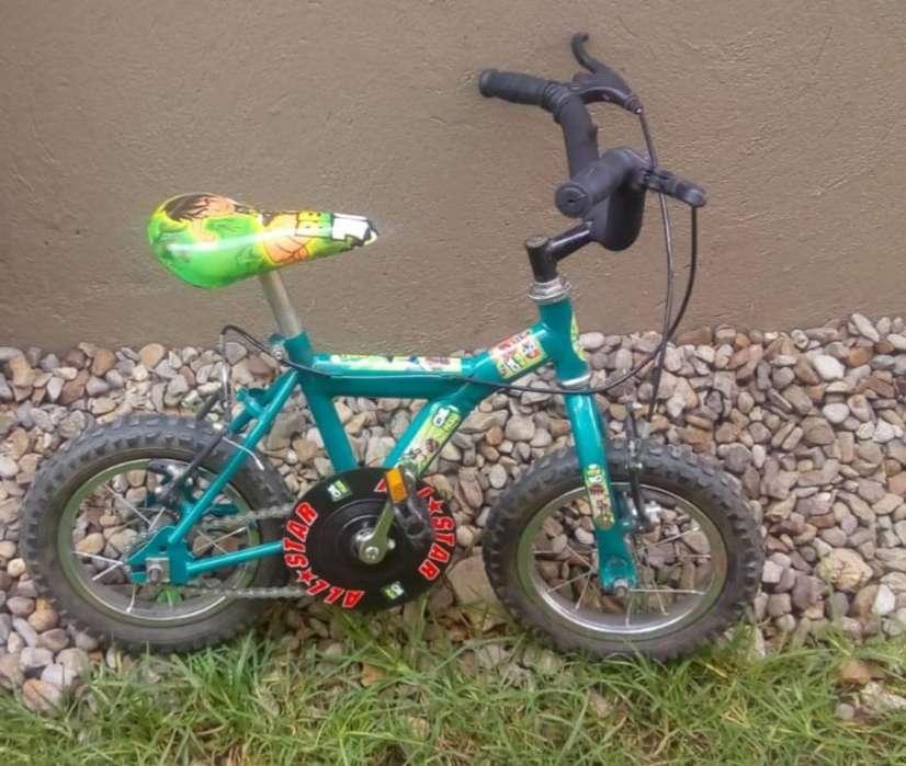 Bicicleta para Niño 2 a 4 Años