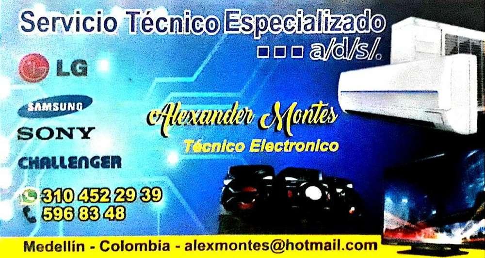 Servicio Técnico Electrónico Ads