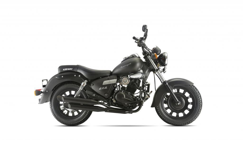MOTO KEEWAY SUPERLIGHT 200 // SSENDA