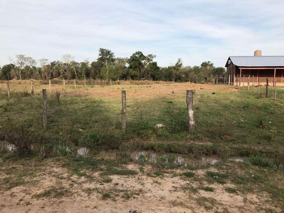 Terreno en venta a 5 km del Paso, Arroyo San Juan