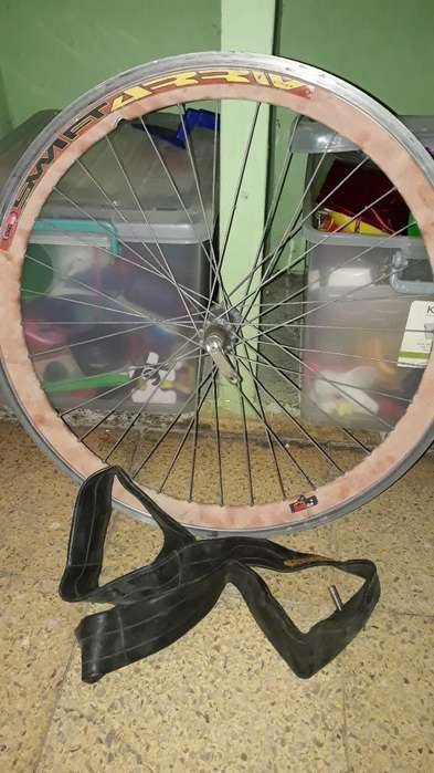 Llanta de Bici Rodado 26 con Camara