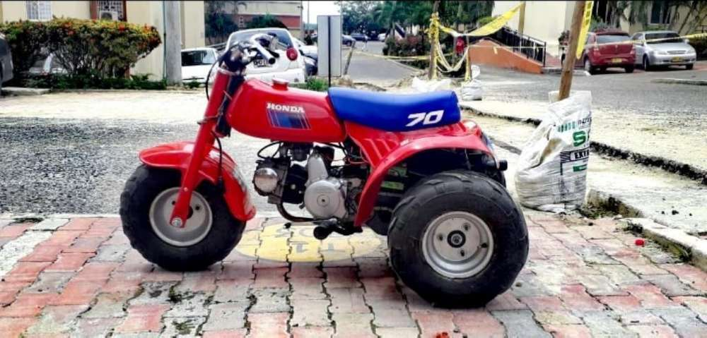 Honda Atc70 (1981) Electric Start
