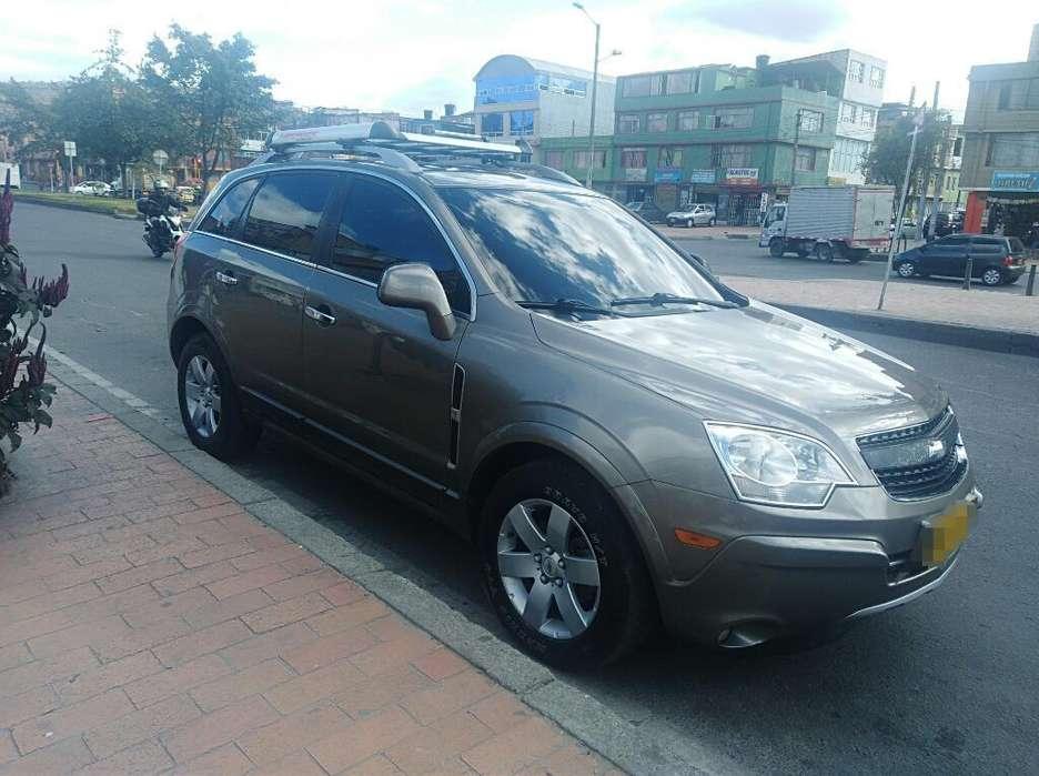 Chevrolet Captiva 2012 - 120000 km