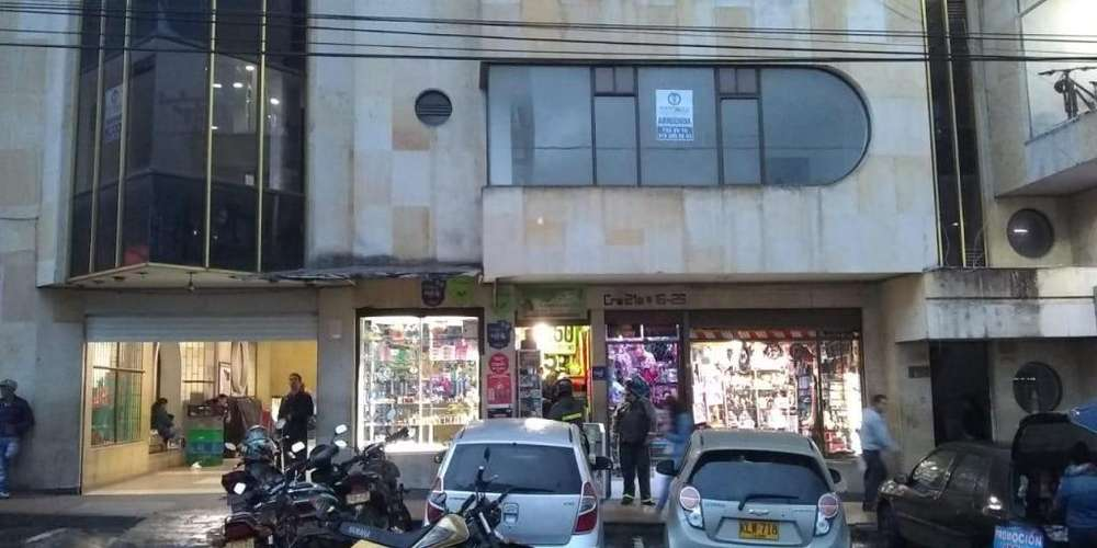 Vendo <strong>oficina</strong> centro Pasto en el mejor sector comercial de la ciudad