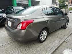 Nissan Versa Adv 1.6 Aut Sec 2013 962