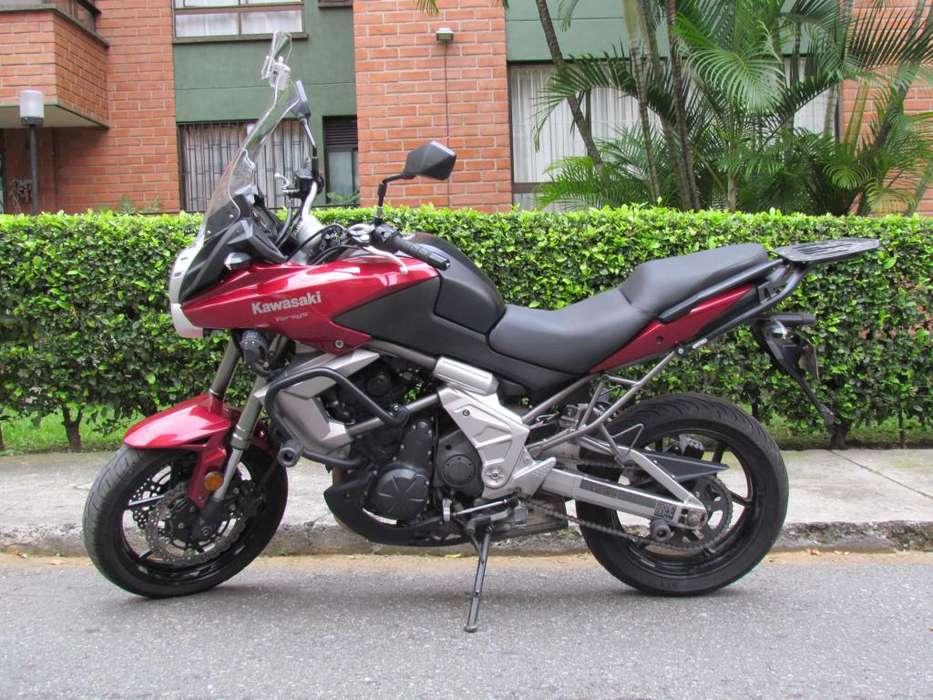 <strong>kawasaki</strong> Versys 650 2011 Como Nueva