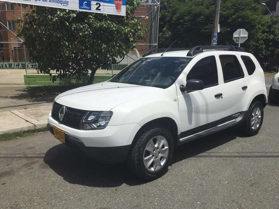 Renault Duster 2017 - 51000 km