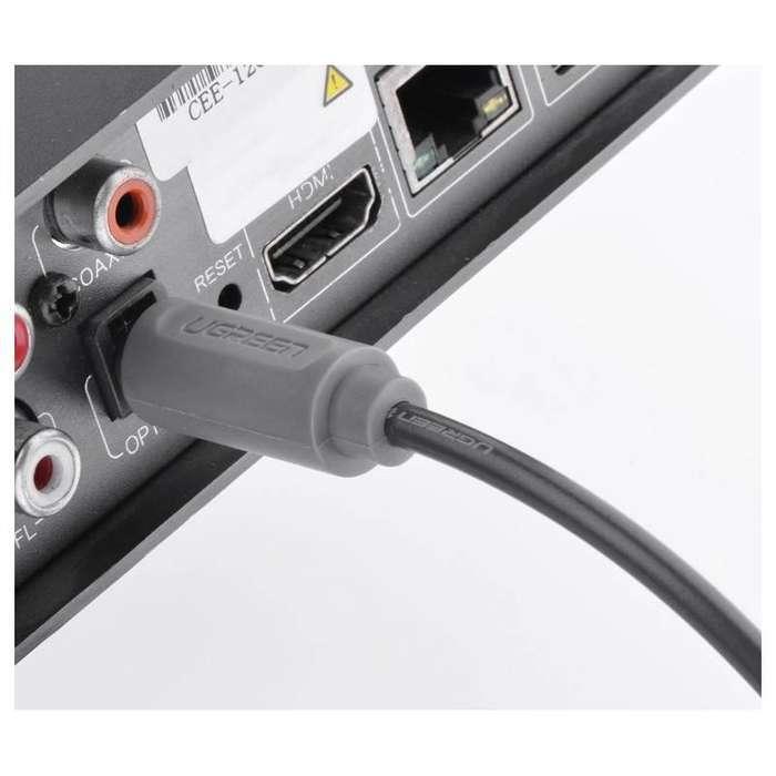 cable optico ugreen de alta calidad