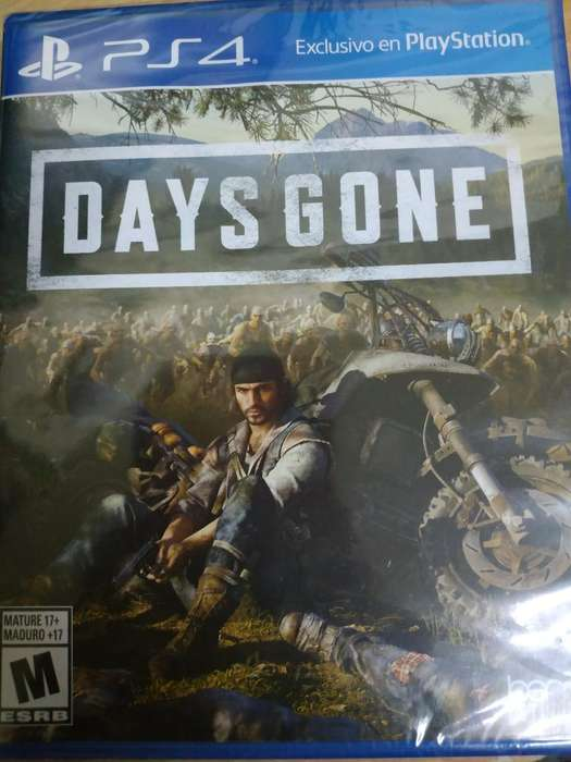 Days Gone Ps4 Nuevo Y Sellado