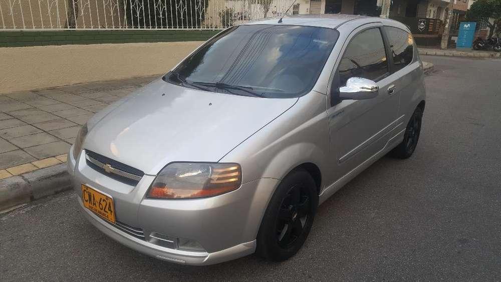 Chevrolet Aveo 2007 - 78000 km