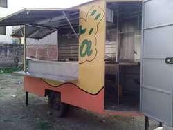 SUPER OFERTA FOOD TRACK