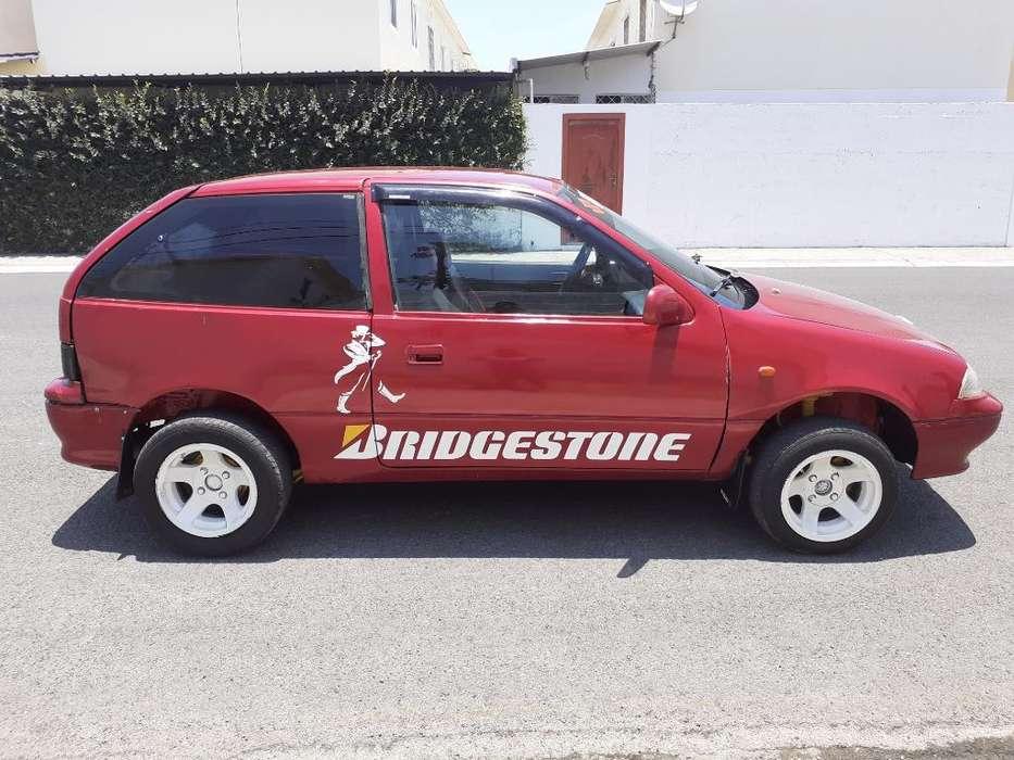 Suzuki Otro 1992 - 1000 km