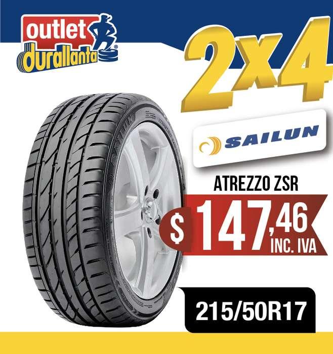 <strong>llanta</strong>S 215/50R17 SAILUN ATREZZO ZSR Cruze CS35 LUXURY AC SUV D60 COMFORT CS35 COMFORT AC