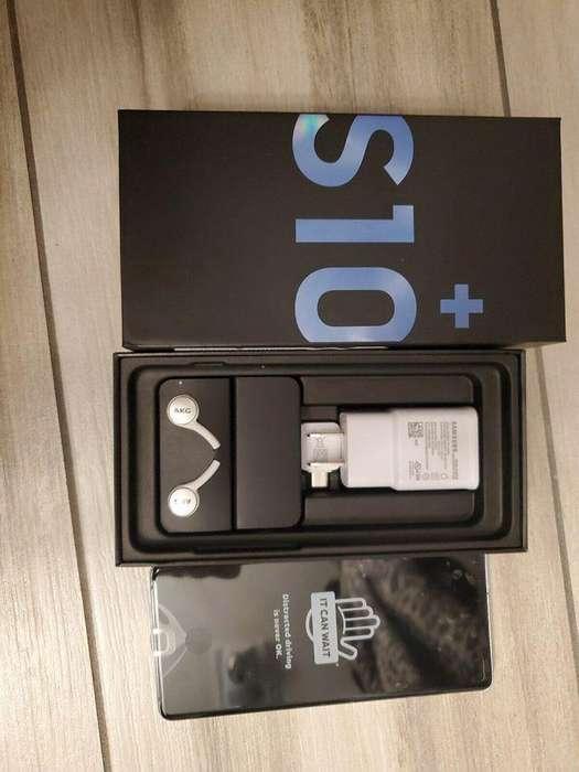 Samsung Galaxy S10 plus nuevo en caja