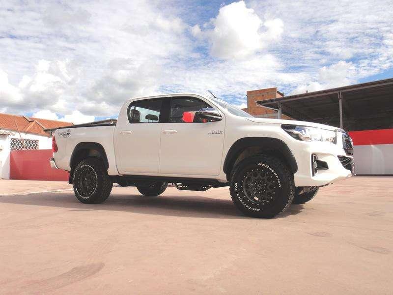 Toyota Hilux 2020 - 0 km