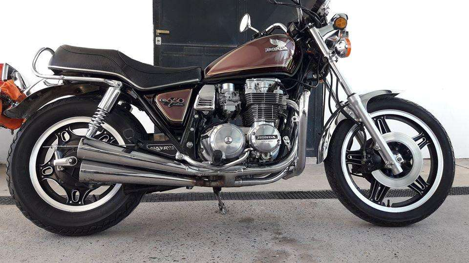 <strong>honda</strong> CB 650 1981 -18.000 millas -IMPECABLE
