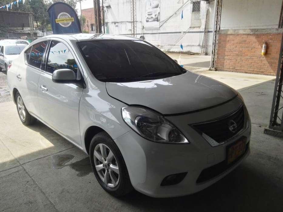 Nissan Versa 2014 - 71128 km