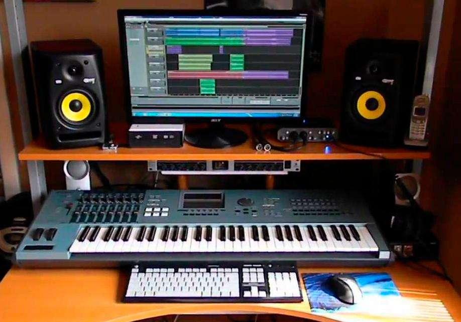 Estudio Grabación Y Producción Musical! Tus Temas Por 1000
