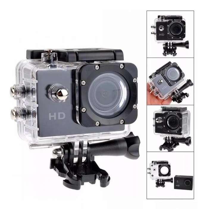 Cámara SPORTS FHD DV 1080p FULL HD