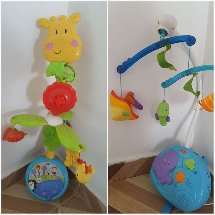 Moviles Fisher Price